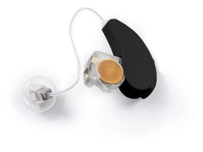 充電式補聴器について