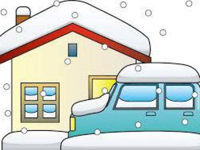 大雪の影響が・・・