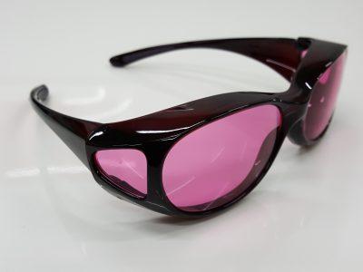 美美Pink あります。どんな見え方するのでしょう?