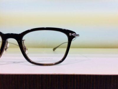 キャラが際立つメガネ その47~OLIVER PEOPLES Collina