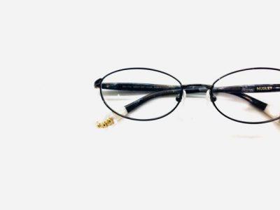 イマドキの丸メガネ その3 オーバルらら横編