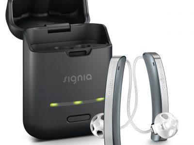 おすすめする充電式補聴器