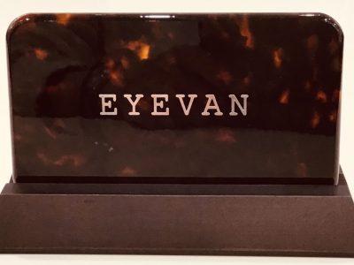 新入荷のアイヴァン(EYEVAN)初お目見え!