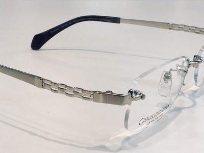 1日の計は朝にあり、 隠れた魅力を引き出す 縁なし眼鏡 メンズマーク  XM1138