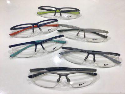 NIKEの新作メガネフレームが入荷しました