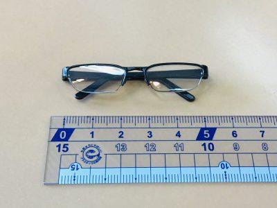 ミニサイズ眼鏡見つけました👓