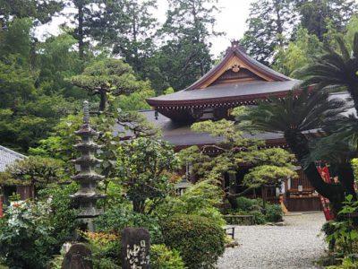 眼にご利益のある神社仏閣~静岡・油山寺~