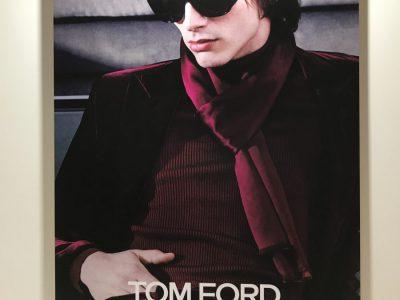 トムフォードの新作を見て来ました