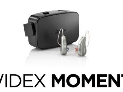 新型補聴器WIDEX MOMENTが発売されます。