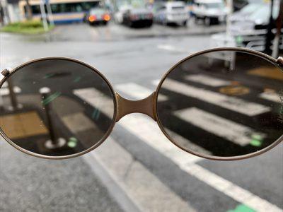 梅雨でも快適なTALEX ~雨の日にオススメ偏光レンズ~