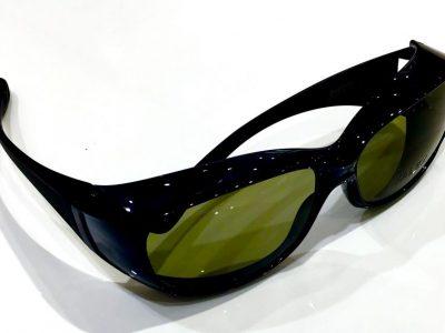 「手軽に度付きサングラス」について
