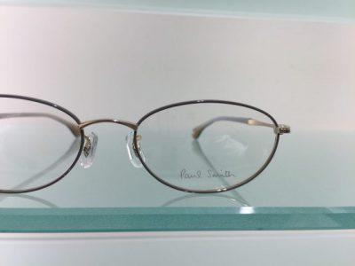 キャラが際立つメガネ その74~Paul Smith PSE-1003