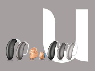 ユニトロンから新型充電式補聴器が登場します。