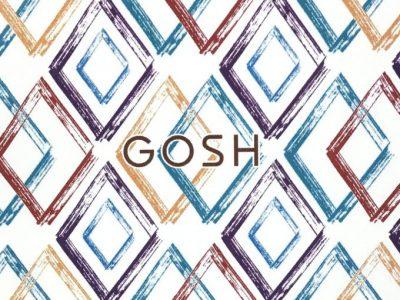 GOSH新作入りました~👓