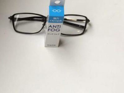 マスク時に曇りずらいメガネの選び方
