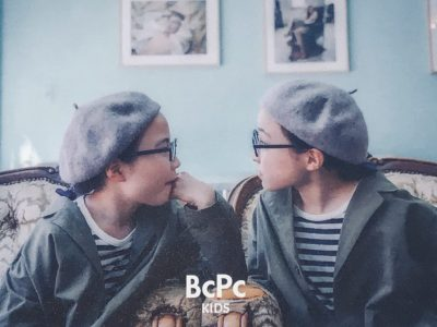 大人のような 子供メガネはペセペセにおまかせ