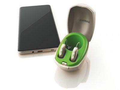補聴器をより便利にするオプション機器