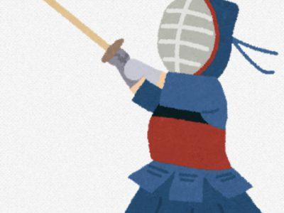 面防具に装着する剣道用メガネ『面眼』