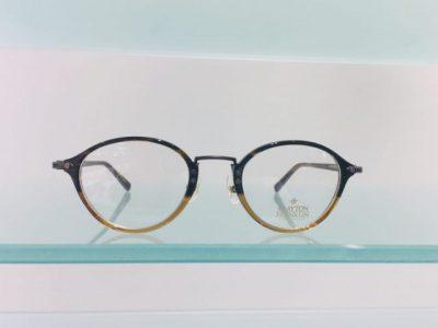 キャラが際立つメガネ その84~CLAYTON FRANKLIN CF-595