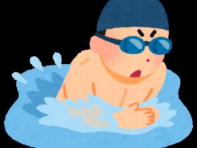 夏だ!プールだ!水中ゴーグルのご紹介