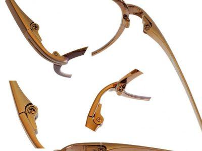 丈夫なメガネフレームと言うと、リドルが頭の中に浮かぶ。掛けているという安心感もあり、しかも、負担がなく軽い